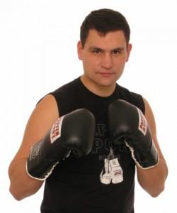боксер Александр Алексеев