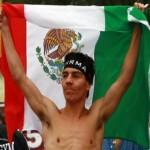 Мексиканский боксер Хорхе Арсе
