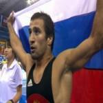 Олимпийский чемпион по борьбе Ислам-Бек Альбиев