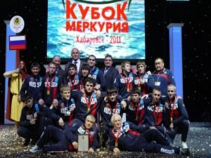 Кубок Меркурия по вольной и греко-римской борьбе