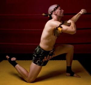 Тайский бокс - муай тай