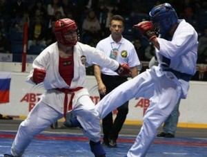 Чемпионат ФСБ России по рукопашному бою