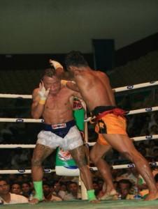 Летхвэй или бирманский бокс это жесткий вариант бандо