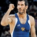 Чемпион по вольной борьбе Адам Сайтиев