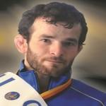 Борец из Чечни Джамал Отарсултанов