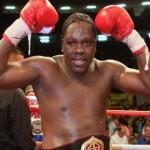 Панамский боксер Гильермо Джонс