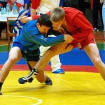 Всероссийский турнир по самбо среди юниоров в Армавире