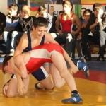 Турнир по вольной борьбе в Черемхово