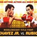 Чавес младший против Марко Антонио Рубио