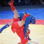 Самбо - Федор Емельяненко против Александра Емельяненко