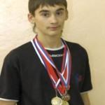 Мастер спорта по кикбоксингу Кирилл Дербенев