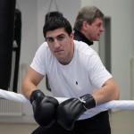 Немецкий боксер Марко Хук