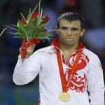 Назир Манкиев победитель олимпийских игр