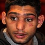 Бывший чемпион мира по боксу британец Амир Хан