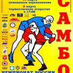 Чемпионат России по самбо 2012