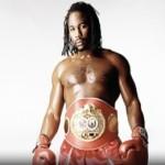 Чемпион мира по боксу Леннокс Льюис