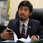 Мэнни Пакьяо могут посадить на 2 года за неуплату налогов