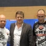 Джефф Монсон собирается выиграть у Алексея Олейника
