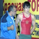 Российский борец Расул Муртазалиев