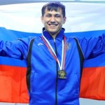 Роман Власов победительпо классической борьбе