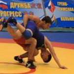 Борцы вольники из России