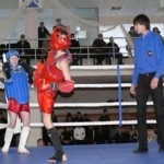 Всероссийское первенство по тайскому боксу