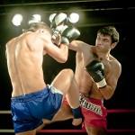 Тайский бокс на фестивале единоборств