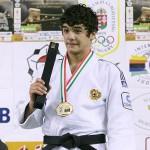 Арби Хамхоев выиграл бронзовую награду на Кубке Европы по дзюдо