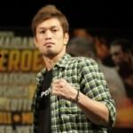Боксер из Японии Нобухиро Ишида будет сражаться с Дмитрием Пирогом