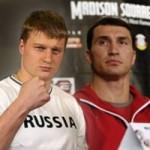 Младший Кличко намерен боксировать с Поветкиным