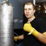Украинский боксер Сергей Федченко