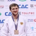 Сиражудин Магомедов выиграл золотую награду по дзюдо