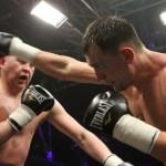 Варакин Алексей выиграл поединок по боксу