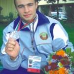 Белорусес  Вазген Сафарьянц завоевал лицензию на летнюю олимпиаду