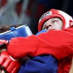 Российский чемпионат по самбо