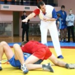 Волгоградские спортсмены хорошо показали себя в спартакиаде по самбо