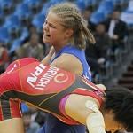 Анжела Питенко выиграла российский чемпионат по борьбе вольного стиля