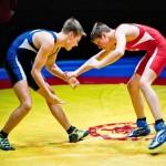 Российская сборная уступила команде Соединенных Штатов Америки в вольной борьбе