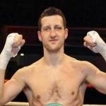 Карл Фроч - профессиональный боксер из Британии