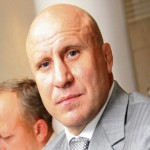 Глава Федерации российской спортивной борьбы - Михаил Мамиашвили