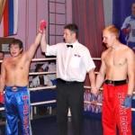Никита Куликов выиграл бронзовую медаль Всероссийского первенства по кикбоксингу
