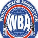 Боксерская организация WBA