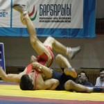 Всероссийский чемпионат по вольной борьбе