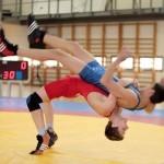 Всероссийский чемпионат по борьбе классического стиля 2012