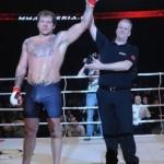 Александр Емельяненко одержал победу над Ибрагимом Магомедовым M-1 Challenge 33