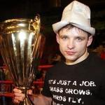 Алексей Федосеев выиграл чемпионский титул по кикбоксингу