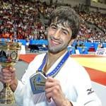 Беслан Мудранов одержал победу на Кубке мира по дзюдо