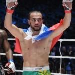 Абдулмажид Магомедов и Рамазан Эмеев выиграл в турнире M-1 Global