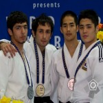 Александр Бегметов взял бронзовую награду на Европейском чемпионате по дзюдо