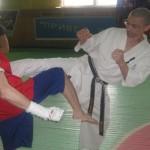 Соревнования мастеров боевых искусств